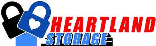 Heartland Storage Oklahoma Logo