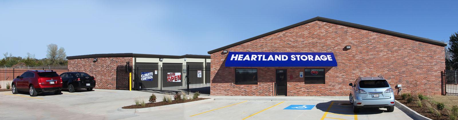 heartland storage building